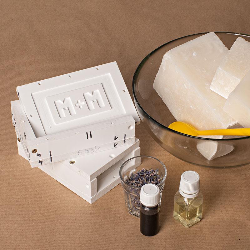 Domáca výroba mydla