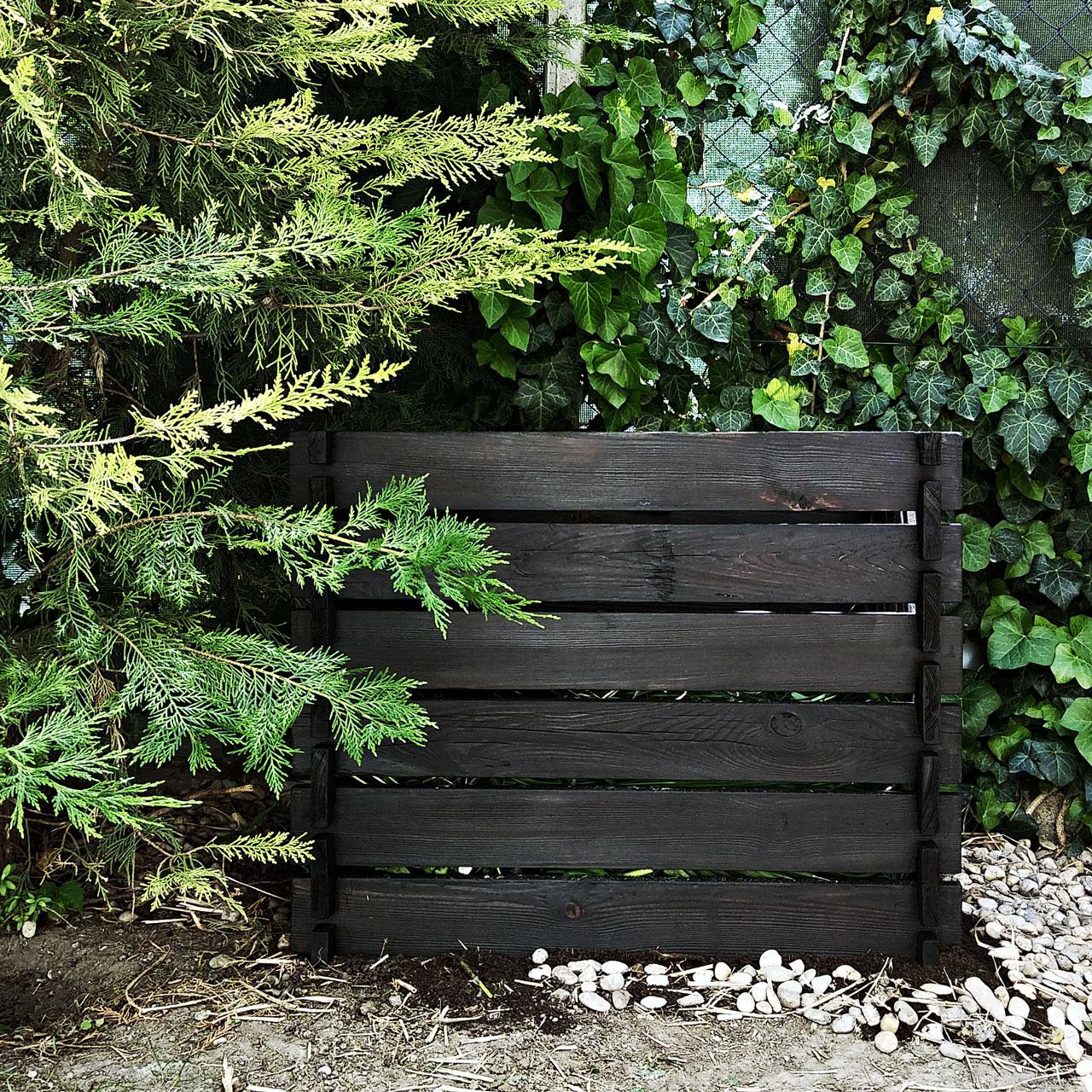 Hotový kompostér